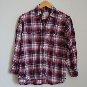Current/Elliott Perfect Shirt Without Epaulettes 1